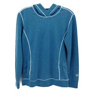 Kuhl Girl's Teal Pullover Hoodie Sz XL(14)